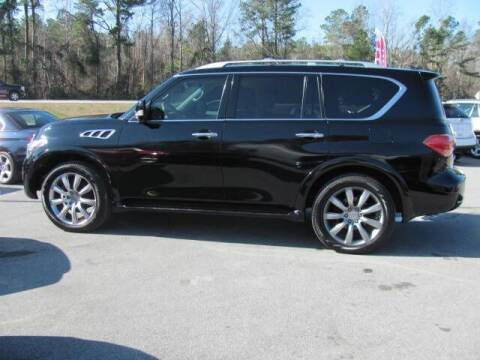 2012 Infiniti QX56 for sale at Pure 1 Auto in New Bern NC