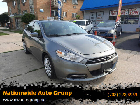 2013 Dodge Dart for sale at Nationwide Auto Group in Melrose Park IL