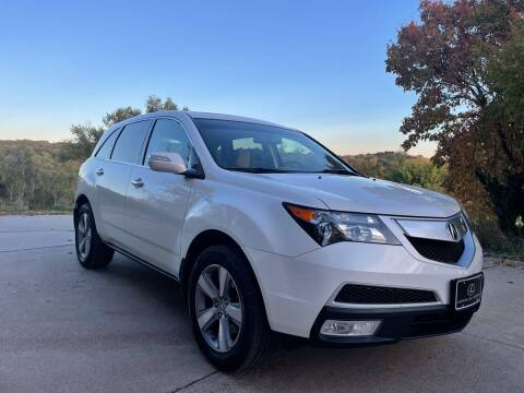 2011 Acura MDX for sale at Highway 9 Auto Sales - Visit us at usnine.com in Ponca NE