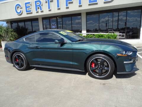 2019 Ford Mustang for sale at Mac Haik Ford Pasadena in Pasadena TX