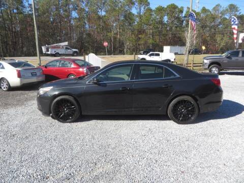 2015 Chevrolet Malibu for sale at Ward's Motorsports in Pensacola FL