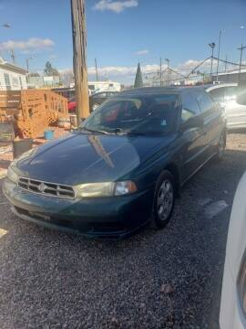 1999 Subaru Legacy for sale at DK Super Cars in Cheyenne WY