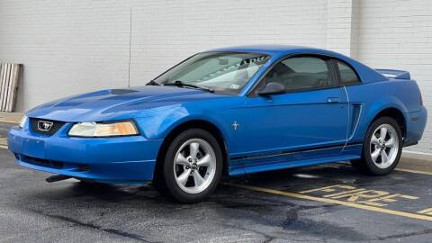 2000 Ford Mustang for sale at Carland Auto Sales INC. in Portsmouth VA