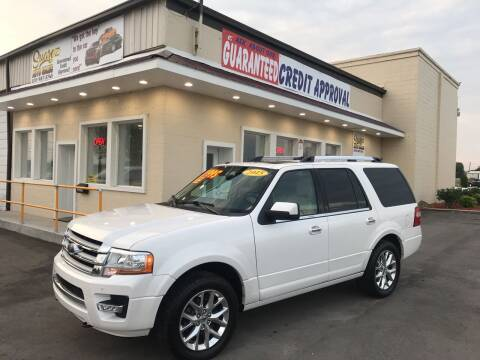 2015 Ford Expedition for sale at Suarez Auto Sales in Port Huron MI