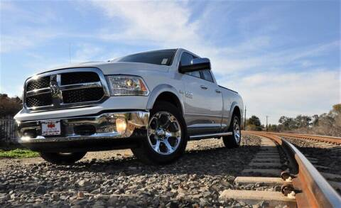 2014 RAM Ram Pickup 1500 for sale at AMC Auto Sales, Inc. in Fremont CA