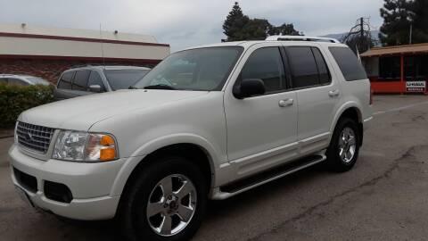 2003 Ford Explorer for sale at Goleta Motors in Goleta CA