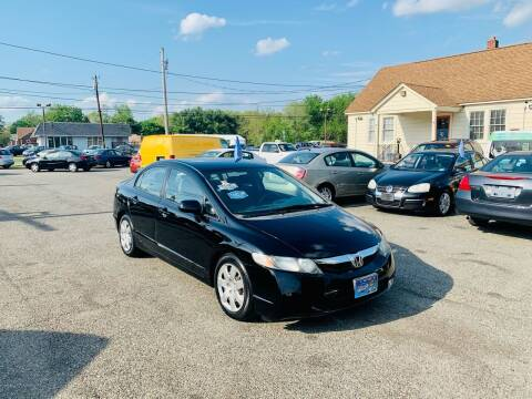 2010 Honda Civic for sale at New Wave Auto of Vineland in Vineland NJ