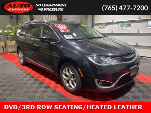 2018 Chrysler Pacifica for sale at Auto Express in Lafayette IN