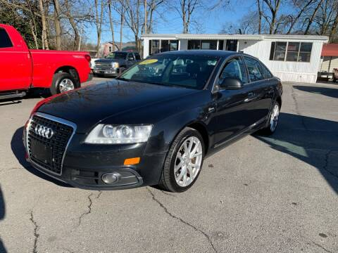 2011 Audi A6 for sale at Diana Rico LLC in Dalton GA