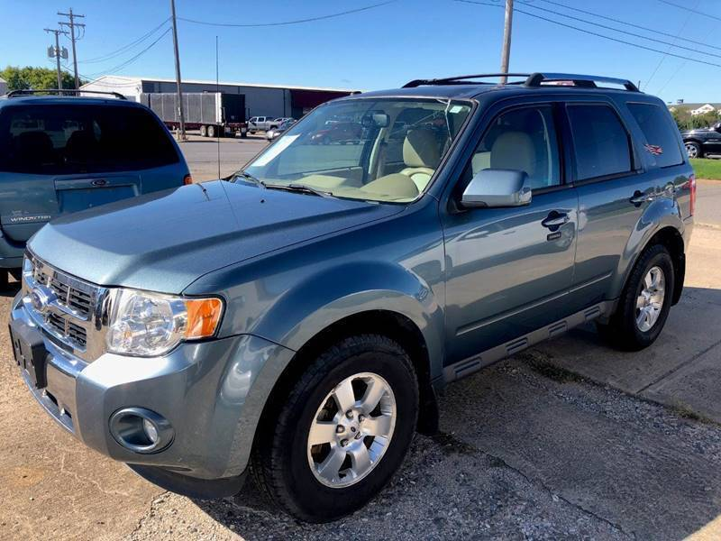 2012 Ford Escape for sale at Potter Motors Conway in Conway AR