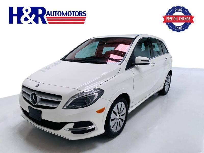 2016 Mercedes-Benz B-Class for sale at H&R Auto Motors in San Antonio TX
