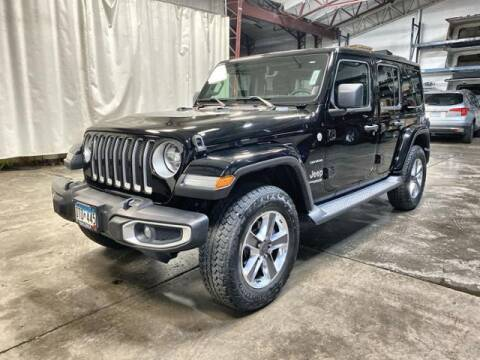 2019 Jeep Wrangler Unlimited for sale at Waconia Auto Detail in Waconia MN