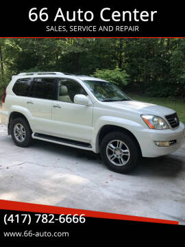 2008 Lexus GX 470 for sale at 66 Auto Center in Joplin MO