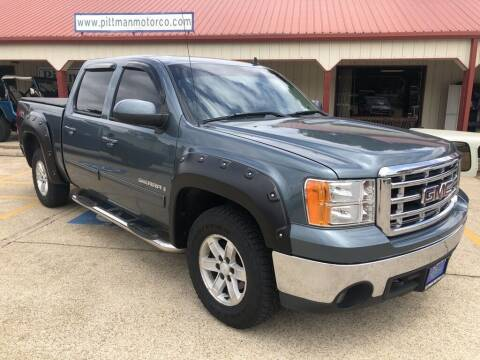 2008 GMC Sierra 1500 for sale at PITTMAN MOTOR CO in Lindale TX