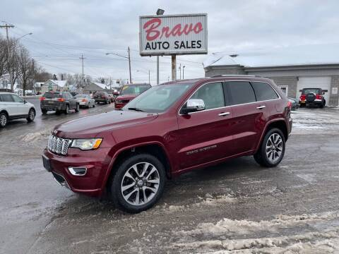2018 Jeep Grand Cherokee for sale at Bravo Auto Sales in Whitesboro NY