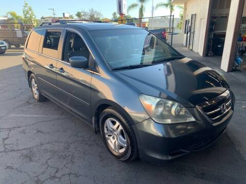 2006 Honda Odyssey for sale at ALLMAN AUTO SALES in San Diego CA