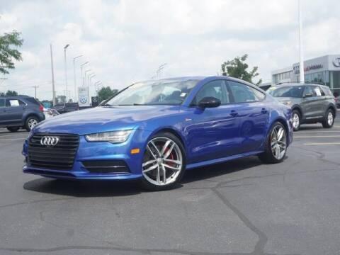 2018 Audi A7 for sale at BASNEY HONDA in Mishawaka IN