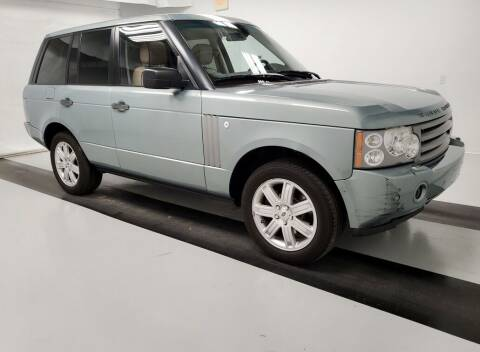 2008 Land Rover Range Rover for sale at AUTOSPORT MOTORS in Lake Park FL