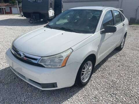 2009 Ford Focus for sale at Davidson Auto Deals in Syracuse IN