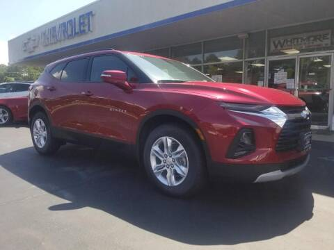 2019 Chevrolet Blazer for sale at Whitmore Chevrolet in West Point VA