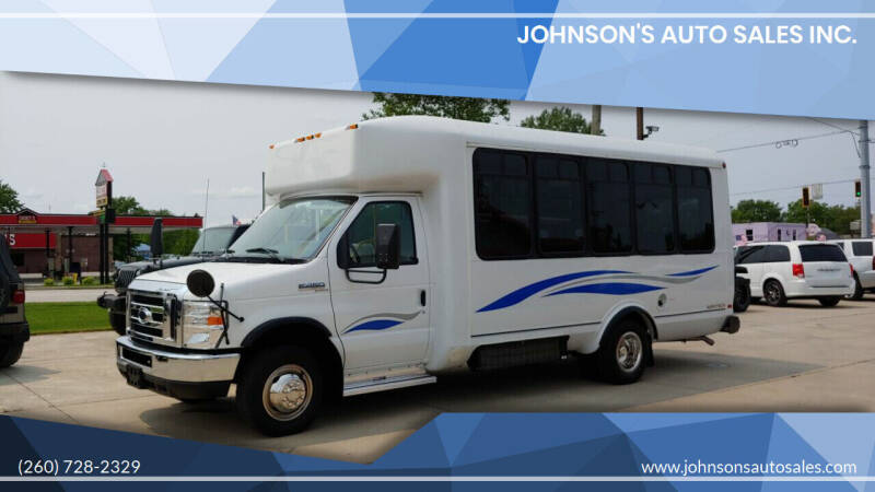 2010 Ford E-Series Chassis for sale at Johnson's Auto Sales Inc. in Decatur IN