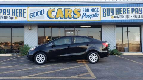 2014 Kia Rio for sale at Good Cars 4 Nice People in Omaha NE