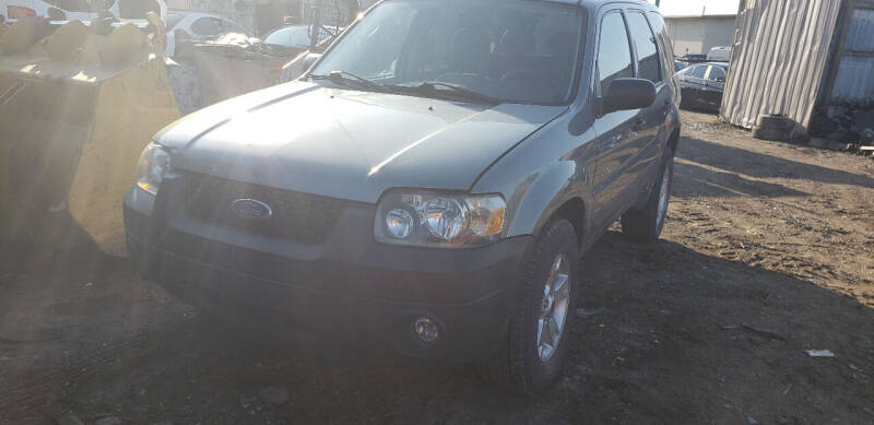 2006 Ford Escape for sale at EHE Auto Sales Parts Cars in Marine City MI