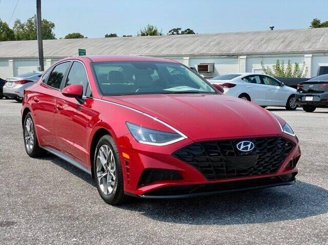 2021 Hyundai Sonata for sale in Greer, SC