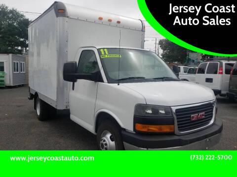 2011 GMC Savana Cutaway for sale at Jersey Coast Auto Sales in Long Branch NJ