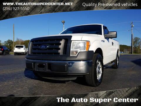 2012 Ford F-150 for sale at The Auto Super Center in Centre AL