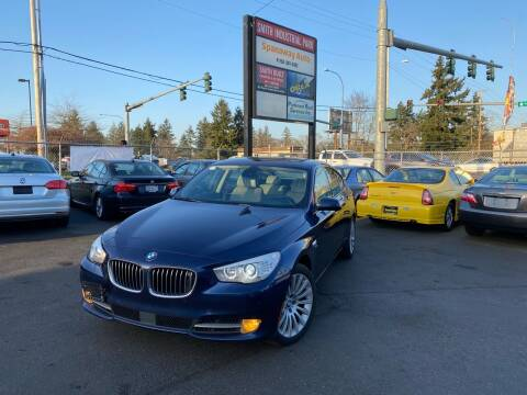 2012 BMW 5 Series for sale at Tacoma Autos LLC in Tacoma WA