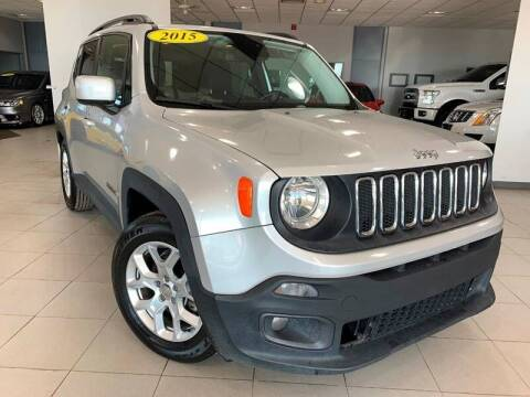 2015 Jeep Renegade for sale at Cj king of car loans/JJ's Best Auto Sales in Troy MI