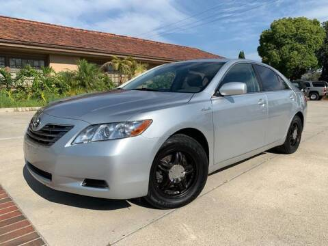 2007 Toyota Camry Hybrid for sale at Auto Hub, Inc. in Anaheim CA