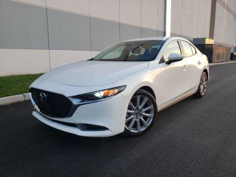 2019 Mazda Mazda3 Sedan for sale at Positive Auto Sales, LLC in Hasbrouck Heights NJ