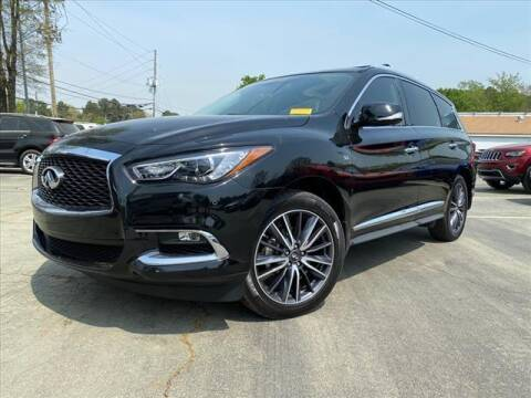 2018 Infiniti QX60 for sale at iDeal Auto in Raleigh NC