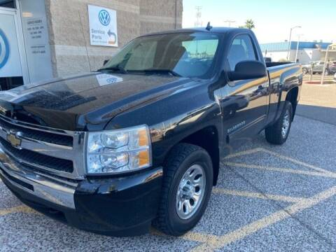 2011 Chevrolet Silverado 1500 for sale at Camelback Volkswagen Subaru in Phoenix AZ
