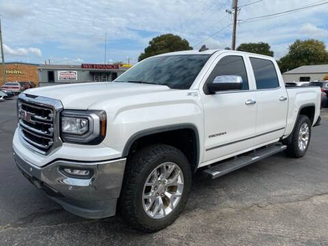 2017 GMC Sierra 1500 for sale at Modern Automotive in Boiling Springs SC