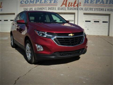 2019 Chevrolet Equinox for sale at PERL AUTO CENTER in Coffeyville KS