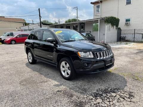 2012 Jeep Compass for sale at D & A Motor Sales in Chicago IL