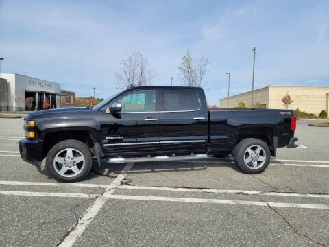 2016 Chevrolet Silverado 2500HD for sale at GRS Auto Sales and GRS Recovery in Hampstead NH