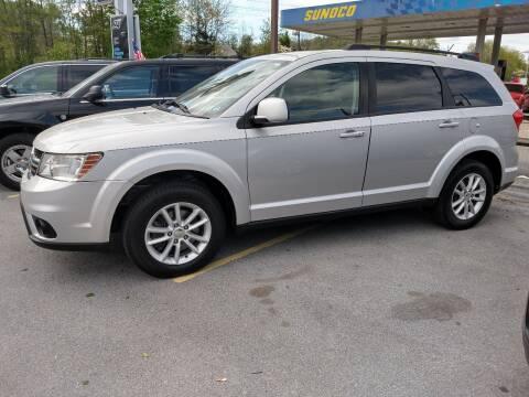 2013 Dodge Journey for sale at 100 Motors in Bechtelsville PA