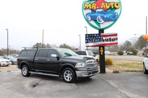 2016 RAM Ram Pickup 1500 for sale at MR AUTO in Elizabeth City NC