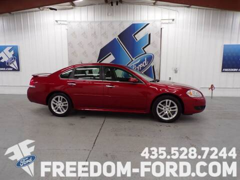 2014 Chevrolet Impala Limited for sale at Freedom Ford Inc in Gunnison UT