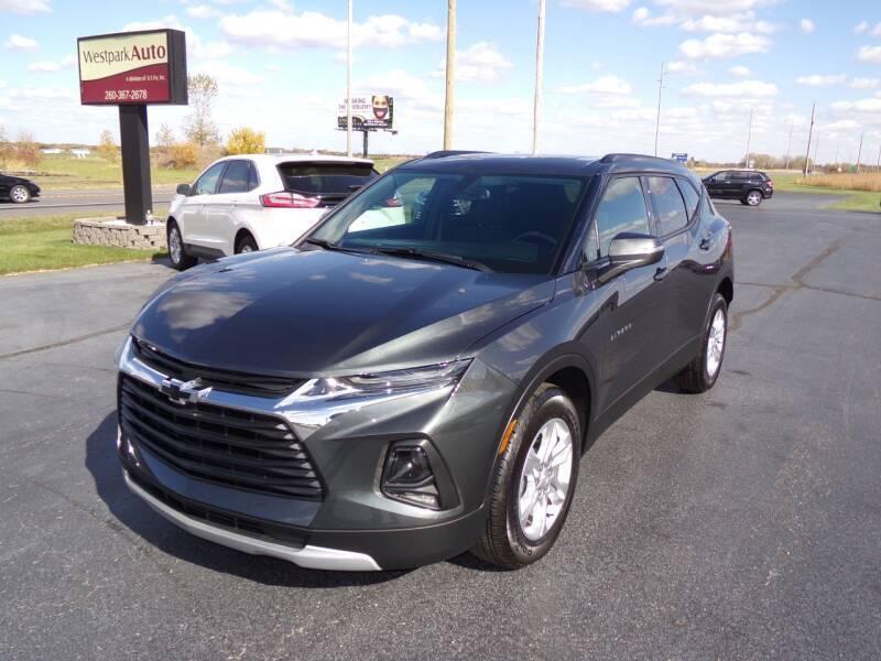 2019 Chevrolet Blazer for sale at Westpark Auto in Lagrange IN