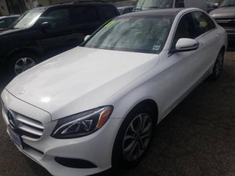 2017 Mercedes-Benz C-Class for sale at Cj king of car loans/JJ's Best Auto Sales in Troy MI