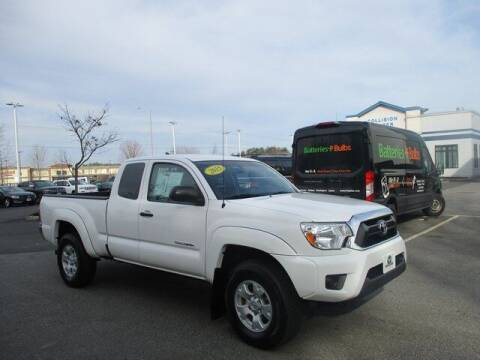 2015 Toyota Tacoma for sale at MC FARLAND FORD in Exeter NH