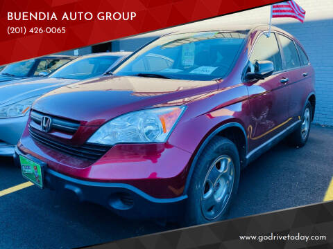 2009 Honda CR-V for sale at BUENDIA AUTO GROUP in Hasbrouck Heights NJ