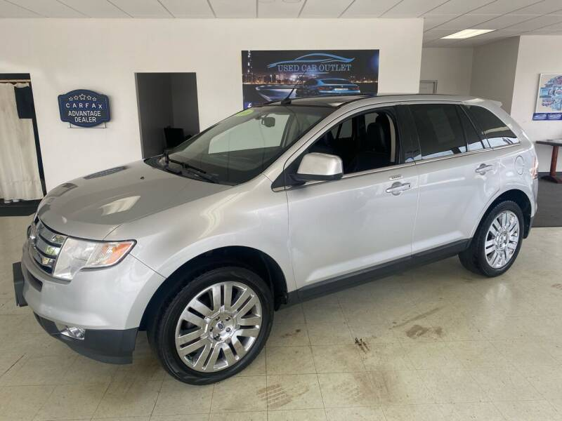 2010 Ford Edge for sale at Used Car Outlet in Bloomington IL