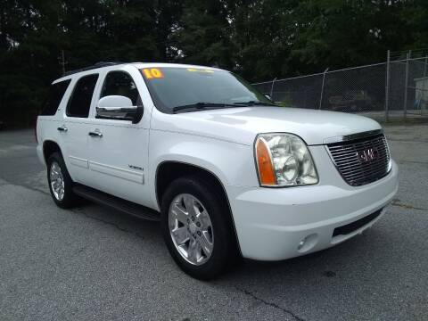 2010 GMC Yukon for sale at Import Plus Auto Sales in Norcross GA