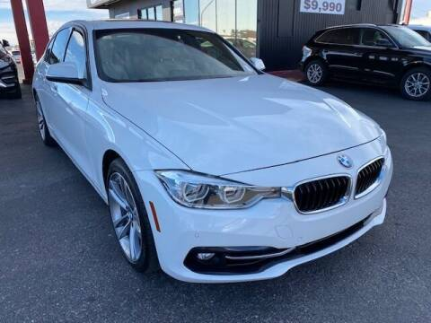 2016 BMW 3 Series for sale at JQ Motorsports East in Tucson AZ